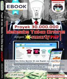 Proyek 30 Juta Website Toko Online Dengan Smarty PHP