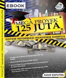 Mega Proyek 125 Juta Sistem Informasi Akademik Kampus